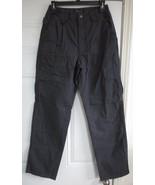 5.11 Tactical Series Gray Cargo Pants Security Guard Workwear 74251 Cott... - $16.82