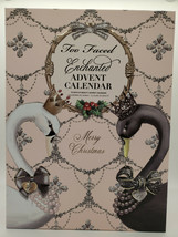 Too Faced Enchanted Advent Calendar 12 Days of Beauty Gift Set, New in Box - $89.09