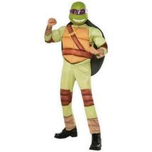 Boys Small 4-6 Teenage Mutant Ninja Turtles Donatello 3 Piece Deluxe Cos... - $19.79