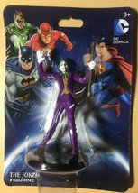 DC Comics THE JOKER 2.25 in. Figurine by Monogram Justice League Batman - $7.85