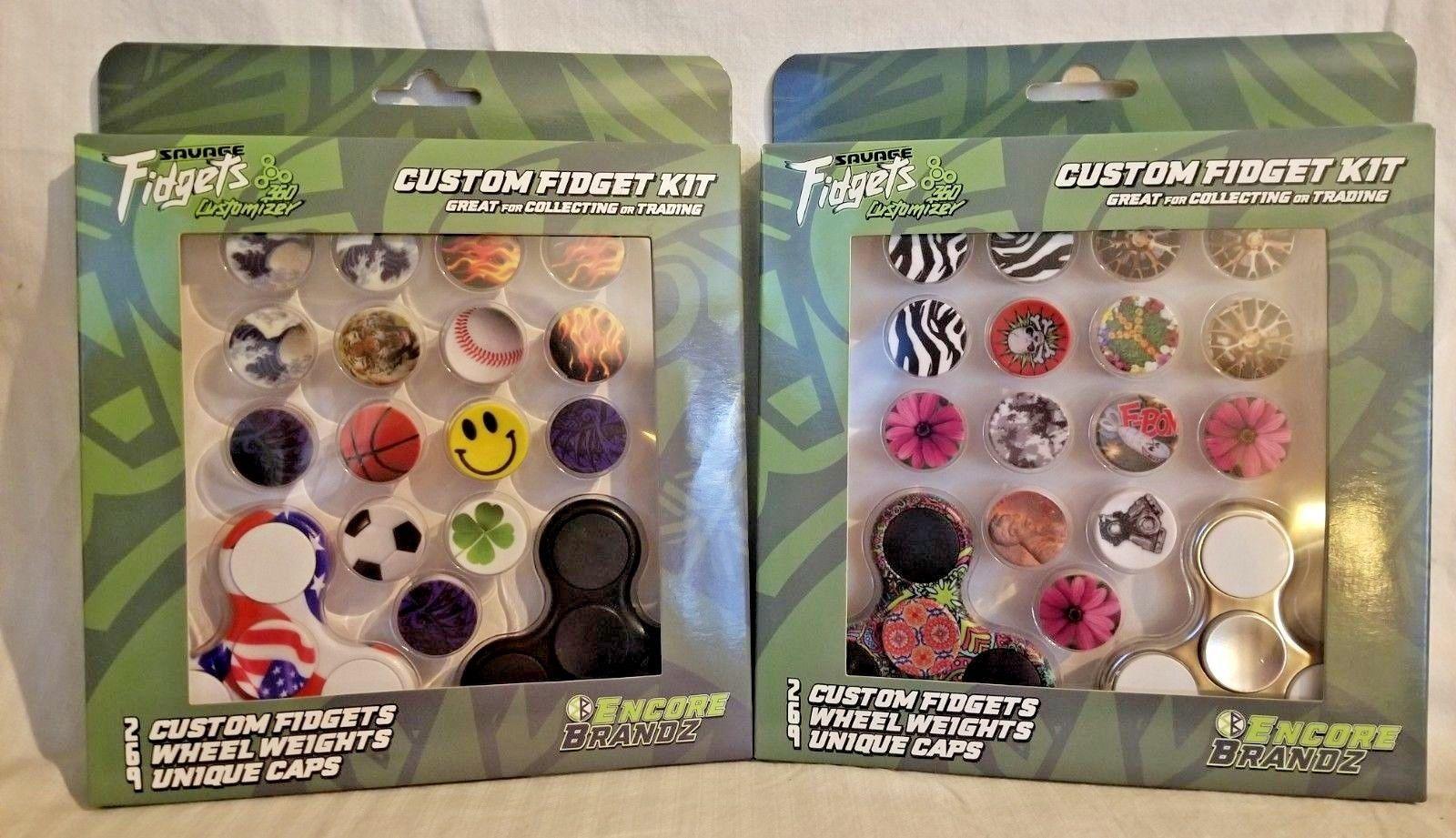 Fidgets 360 customizer...custom fidget kit ...free shipping
