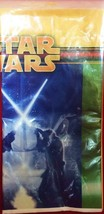 Star Wars Episode III Plastic Table Cover 1 Per Package Birthday Party Supplies - $6.44