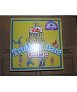 The Kid's Book of Questions Truth or Dare Game (with cards) - $20.00