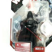 2007 Star Wars 30th Anniversary DARTH VADER Figure #16 A New Hope w/ Coin - $16.78