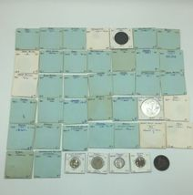 Estate Huge Old Coin Collection Lot - Antique World Foreign Rare Token $789value image 4
