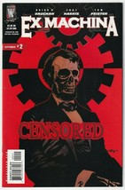 Ex Machina #2 September 2004 Wildstorm DC - $0.99