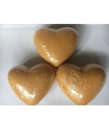 The Body Shop Ginger Heart Bar Solid Soap 3.5 Oz New *Not Perfect* x3 - $34.60