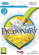 Pictionary (Nintendo Wii, 2010) - $3.56