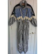 DESCENTE  Women's Size 8  One-piece Snowsuit ski Weatherproof Insulated EUC - $83.79