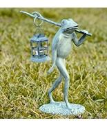 SPI Home 33074 Walking Frog Lantern - £133.70 GBP