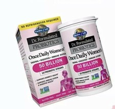 Garden of Life Probiotic Supplement for Women - Dr. Formulated Once Daily Wo … - $23.75