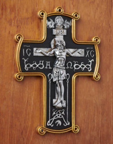 Primary image for Byzantine Wall Crucifix