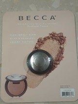 Becca Shimmering Skin Perfector Pressed Powder, Topaz 7g/0.25oz Sealed - $15.15