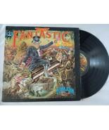 Elton John Captain Fantastic The Brown Dirt Cowboy Vinyl Record Vintage ... - $56.72