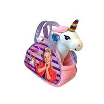 Nickelodeon Jojo Siwa Dreaming Of Unicorns W/ Bag - $29.99