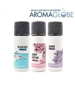 Aroma Scented Oils Specially Made For Aromaglobe 3 Piece Set - $12.99