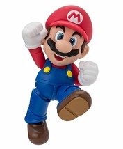 Bandai Tamashii Nations S.H. Figuarts Super Mario Figure - $58.82
