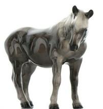 Hagen Renaker Miniature Horse Morgan Mare Ceramic Figurine Boxed