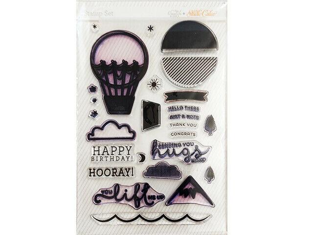 Studio Calico Jump for Joy Clear Stamp Set #LF1212