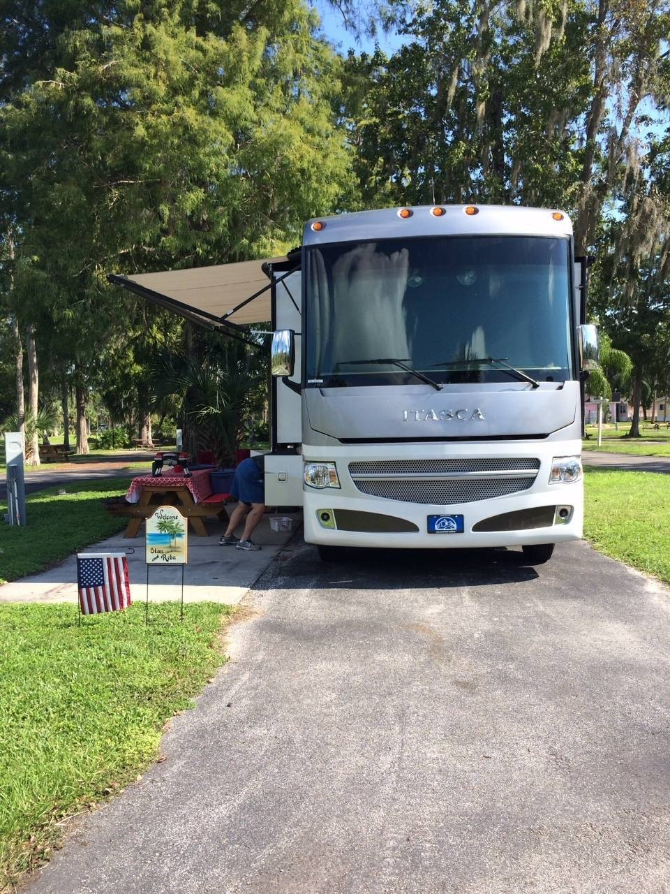 2016 Itasca SUNCRUISER 37F Used Class A For Sale In Tampa, FL 33688