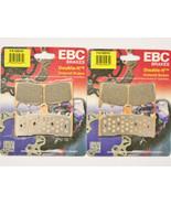 EBC HH Front Brake Pads 99 2000 01 02 03 04 05 06 07 GSX1300R Hayabusa F... - $86.60