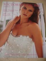 Victoria's Secret 2001 Spring Preview Heidi Klum sexy cover - $9.99
