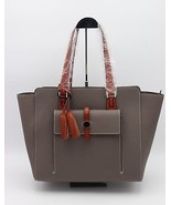 NWT Dooney & Bourke Taupe Cambridge East West Shopper Shoulder Bag Tote ... - $248.00