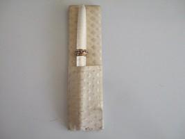 VINTAGE SHEAFFER WHITE MOIRE XV SCRIPSERT FOUNTAIN PEN with BRILLIANTS -... - $18.00