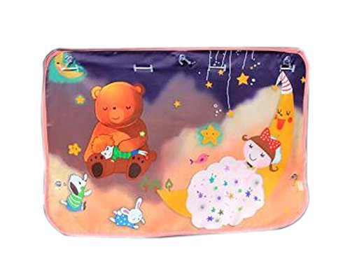 Set of 2 Lovely Car Curtains Creative Sunshades Curtains Sunshades, Bear