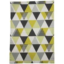 McAlister Textiles Vita Cotton Ochre Yellow Tea Towel Sets - $28.65+