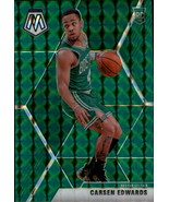 2019-20 Panini Mosaic Green #220 Carsen Edwards RC Rookie Celtics - $14.95