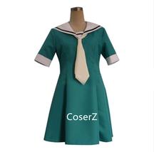 Higurashi When They Cry/Higurashi no Naku Koro ni Satoko Houjou Uniform Cosplay  - $75.00