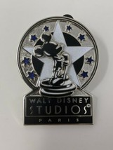 Mickey Mouse Hollywood Studios Paris DLP Disneyland Paris Disney Pin Tra... - $9.89