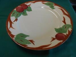 "Beautiful FRANCISCAN ""Apple""  DINNER Plate - $7.51"