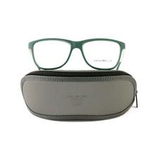 Emporio Armani EA3025 Eyeglasses 5195 Matte Emerald Green 54 15 140 - $60.80