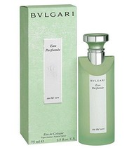 Bvlgari Eau Parfumee Au The Vert 2.5 Oz Eau De Cologne Spray Sealed New Box - $79.17