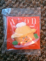 Avon Gift collection fancy favorites holiday magnet plum pudding Christm... - $10.00
