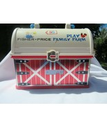 Fisher Price Little People Family Play Farm Barn - $9.01
