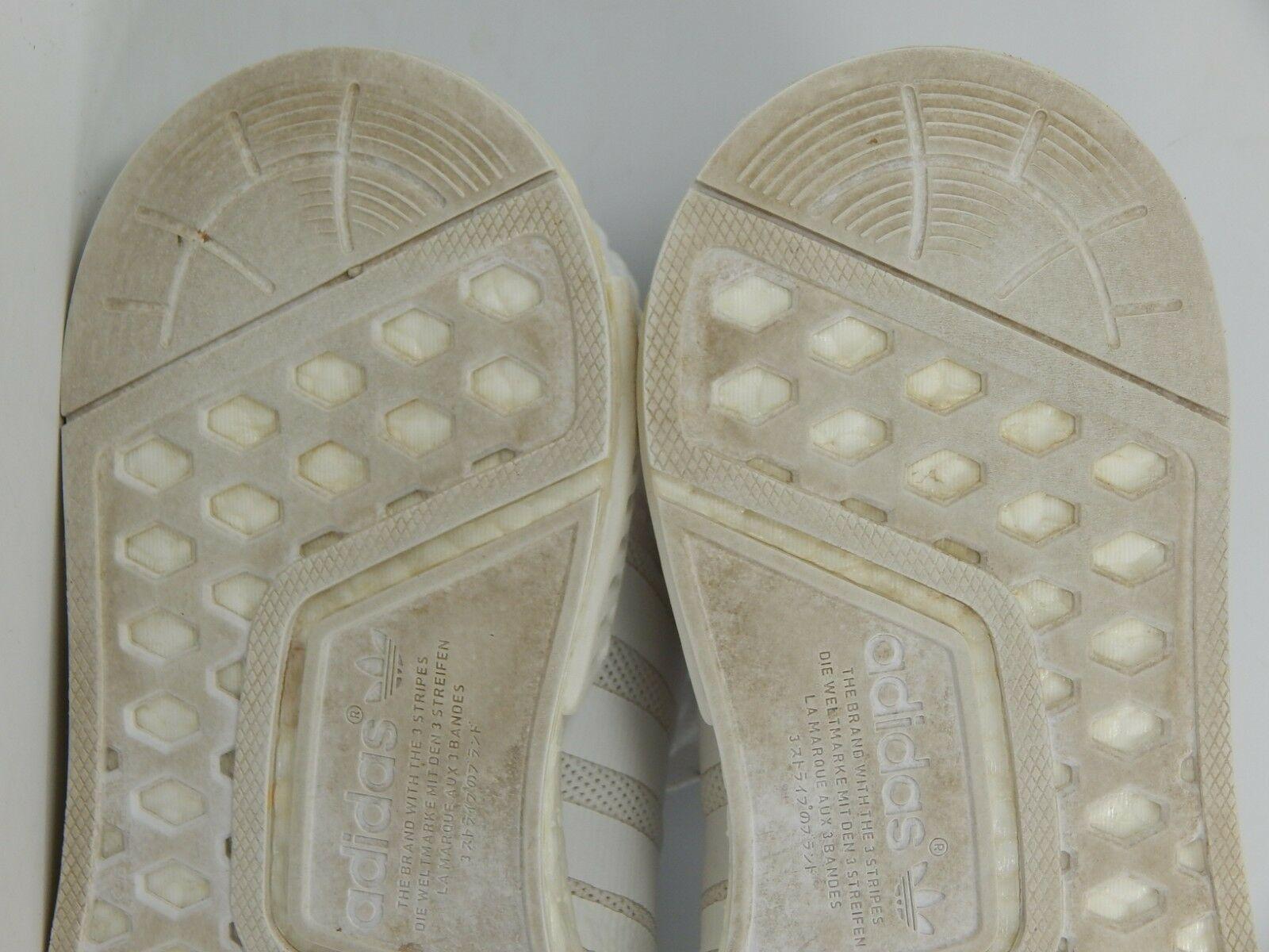 Adidas Nmd R1 Dreifach Weiß Größe 5 M (Y) EU 37 1/3 Jugend Laufschuhe Ba7245