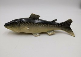 FISH SHAPED DISH WITH LID MADE IN JAPAN - $10.35