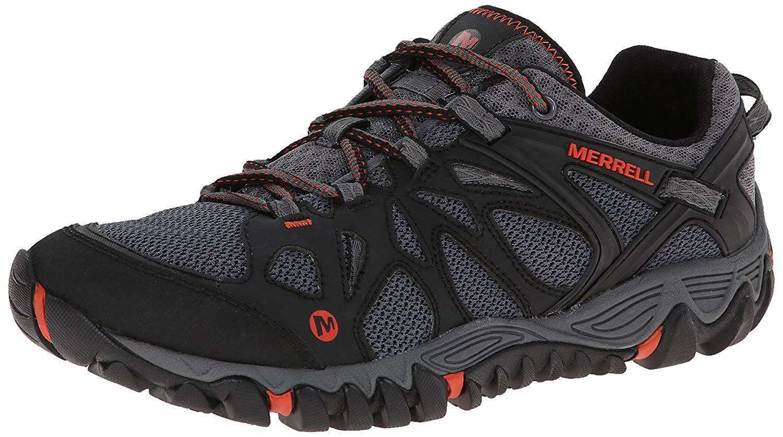 Merrell Men's All Out Blaze Aero Sport Hiking Water Shoe image 9