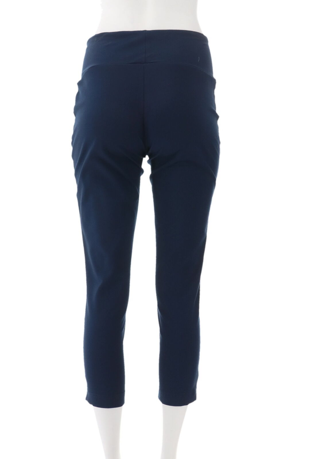 Women with Control Petite Tummy Control Set 2 Pants Captain Navy P2X NEW A344735