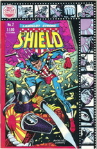Lancelot Strong The Shield Comic Book #2 Archie 1983 Very Fine New Unread - $3.25