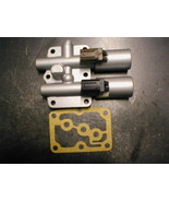 1998-2002 HONDA ACCORD A/T CLUTCH PRESSURE LINEAR VALVES A & B  V6 - $127.71