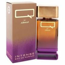 Q Intense by Armaf 3.4 oz 100 ml EDP Spray for Men New in Box - $45.55