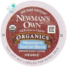 Green Mountain Coffee Newman's Special Blend, Medium Roast, K-Cup Portio... - $15.58