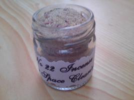 No 22 incense for space clearing. Protection Purification Banishing Metaphysical - $19.99