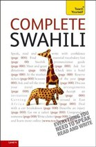 Complete Swahili: A Teach Yourself Guide (TY: Language Guides) Russell, ... - $39.08