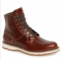 Men's Timberland Britton Hill Plain-toe WP boot Size 10M - $2.636,54 MXN