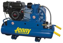 Jenny 5.5HP 8Gallon Honda Engine Air Compressor 8.6CFM @ 125PSI MAX K5HGA-8P - $1,759.10